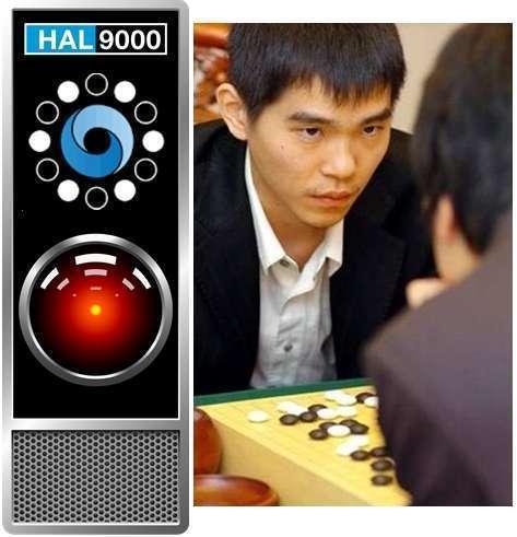 Lee vs AlphaGo