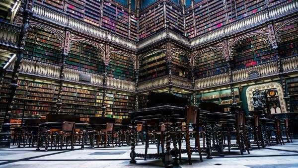 BibliotecaRealGabinetePortuguesDeLeituraS